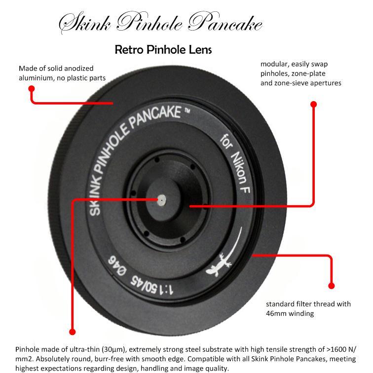 skink pinhole pancake – homepage & blog skinkphoto